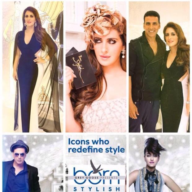Born Stylish Celebrities