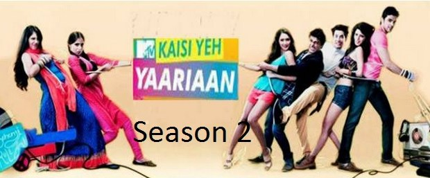 MTV Kaise Yeh Yaariyaan season 2 Wiki | Ky2 Wiki