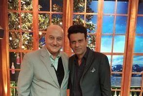Manoj Bajpayee   The Anupam Kher Show 2   Kuch Bhi Ho Sakta Hai season 2   Guest