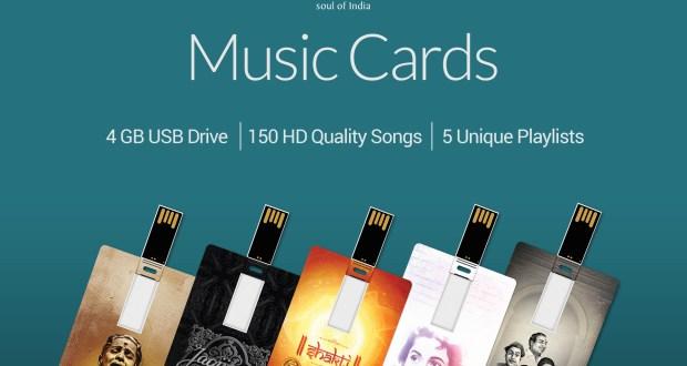 Saregama Music Card | Key Features | Droutinleife