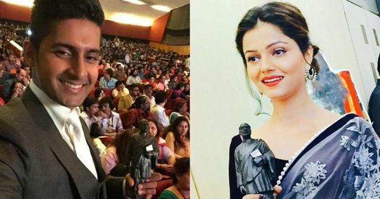 Ravi Dubey and Rubina Dilaik | Dada Saheb Phalke Award