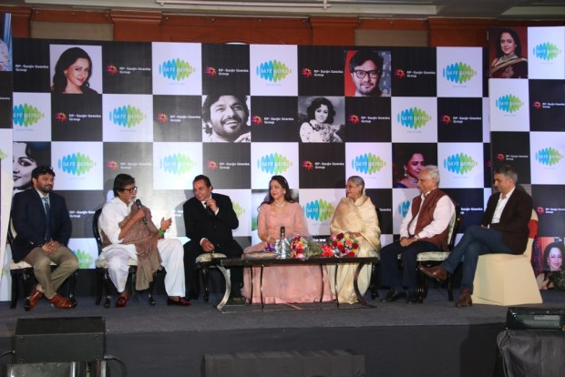 Saregama Dream Girl Music Album Launch | Images | Hema Malini | Bilbul