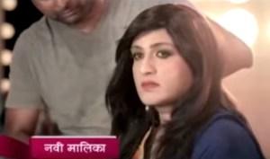 Vaibhav Mangla in female role   Zee Marathi New Serial