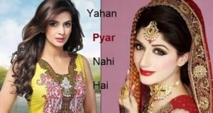 'Yahan Pyar Nahi Hai'