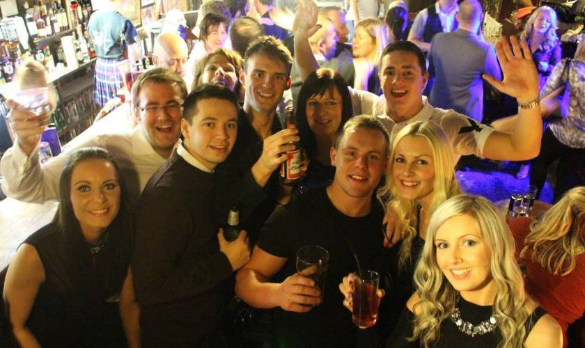 Hogmanay at The Drovers Inn