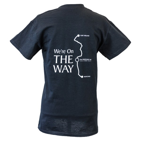 West Highland Way Bear-T-Shirt