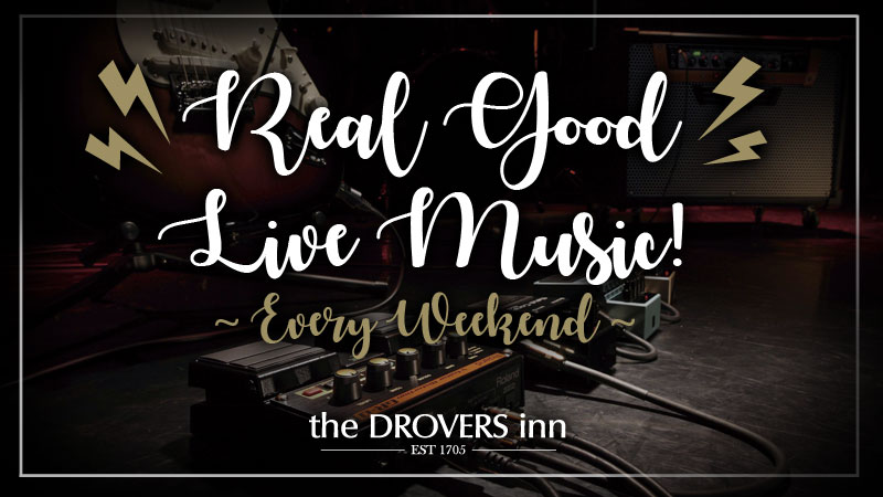 Live Music August 2017