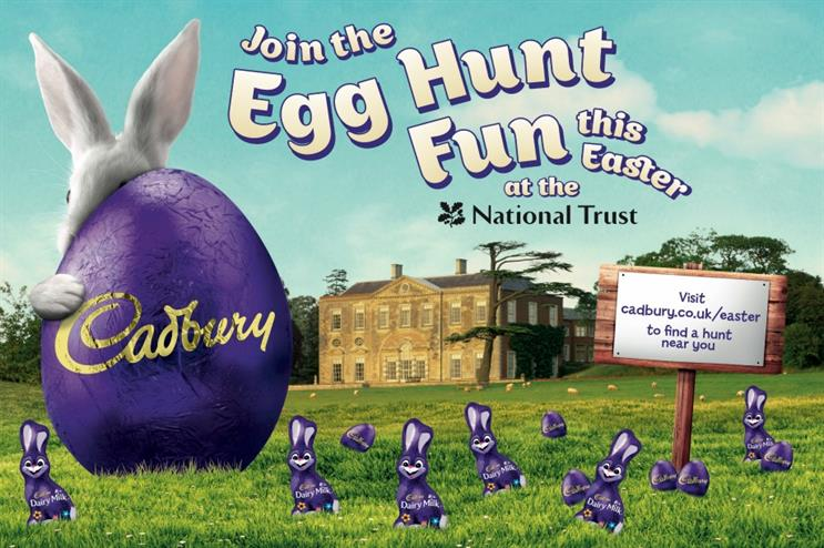 Cadbury-Easter-Egg-Hunt