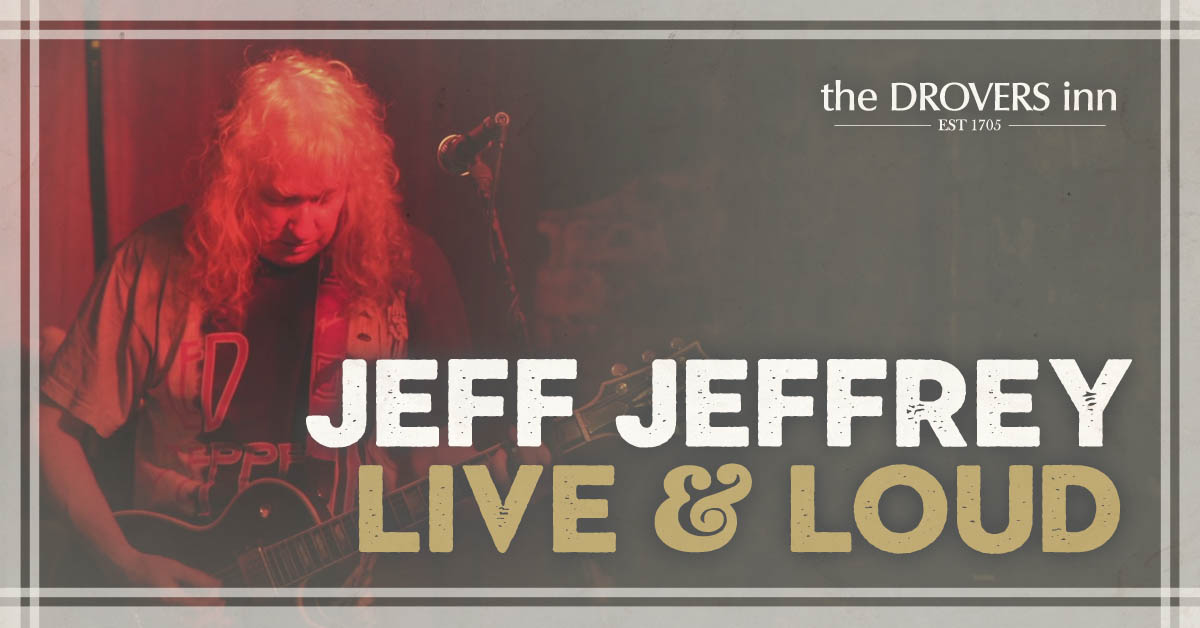 Drovers Inn Jeff Jeffrey