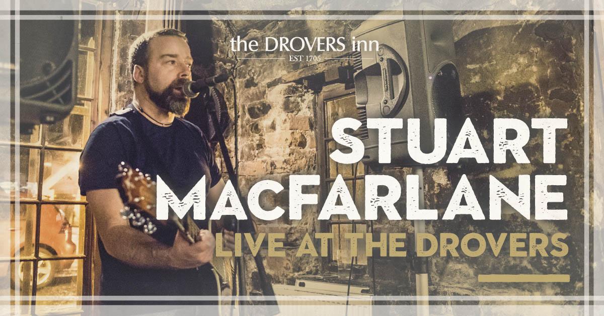 Drovers Inn Stuart MacFarlane