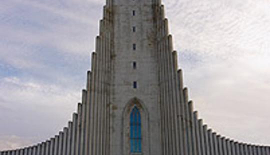 Reykjavik Cathedral - © Gary Wolstenholme
