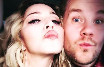 James Corden unveils new details about his Carpool Karaoke with Madonna.