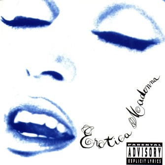 Madonna's Erotica ranked 2nd Best Album of 1992