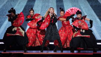 Madonna Rebel Heart Tour to be aired in Spain
