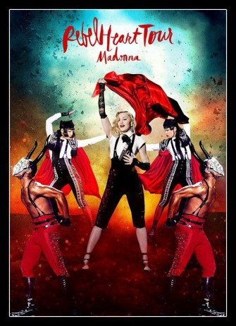 Madonna Rebel Heart Tour to be released on September 15 2017