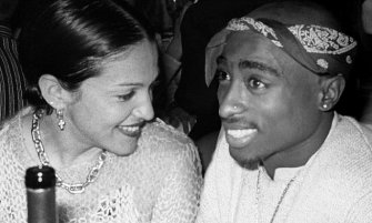 Madonna court order to stop the auction of Tupac letter
