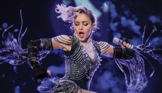 Madonna invited to Perform at the 60th Anniversary of Volare