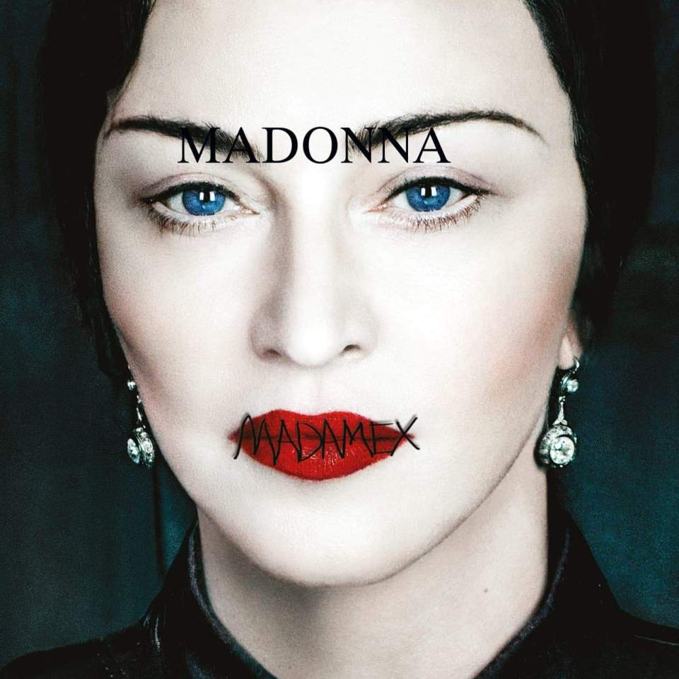 Madonna Madame X Standard edition cover