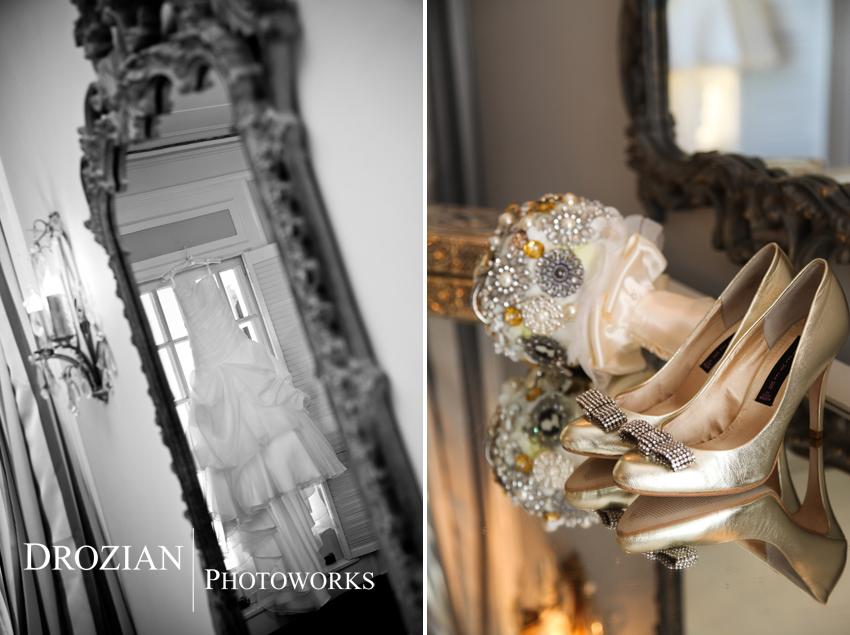 Grand Island Mansion Wedding Bernadette And Evan Walnut