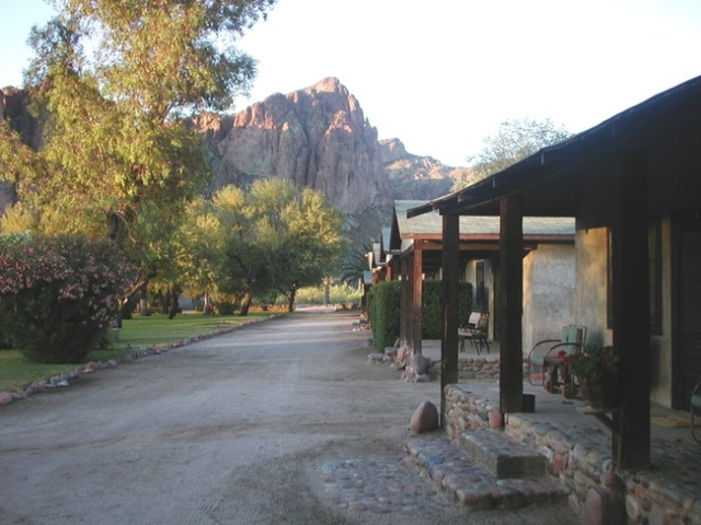 Saguaro Lake Ranch, location of the Annual Meeting