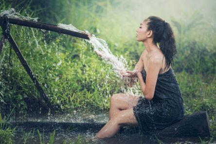 Beneficios de Bañarse en Agua Fría
