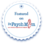 Featured on Dr. Psych Mom!