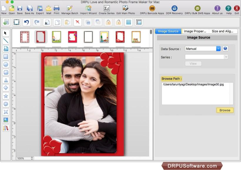Love Frame Photo Editor Software   Amtframe org