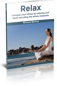 The 5 Steps to Conquering Your Stress Home Study Program – Relax - Dr. Rich Blonna