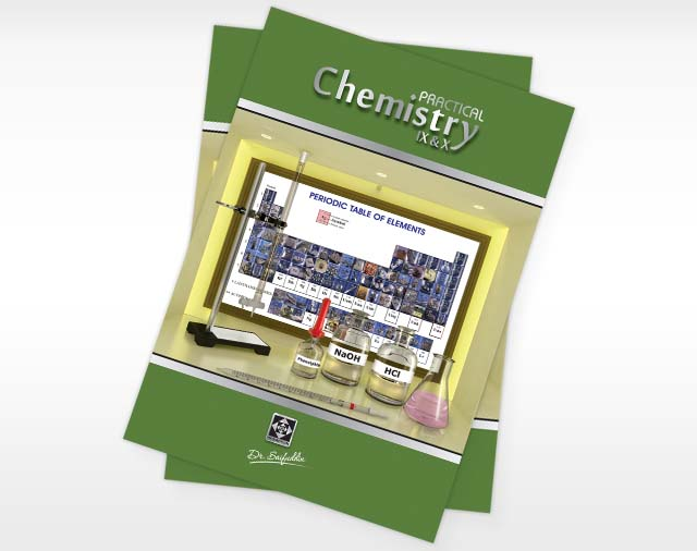 IX Chemistry Practical Books