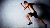 exercise man running