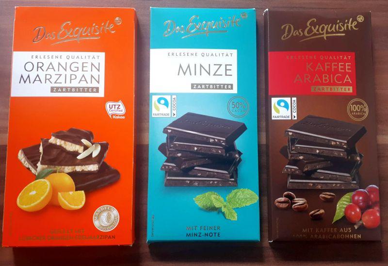 Das Exquisite. Schokoladen