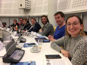 7 leden van GroenLinksfractie in Leiden