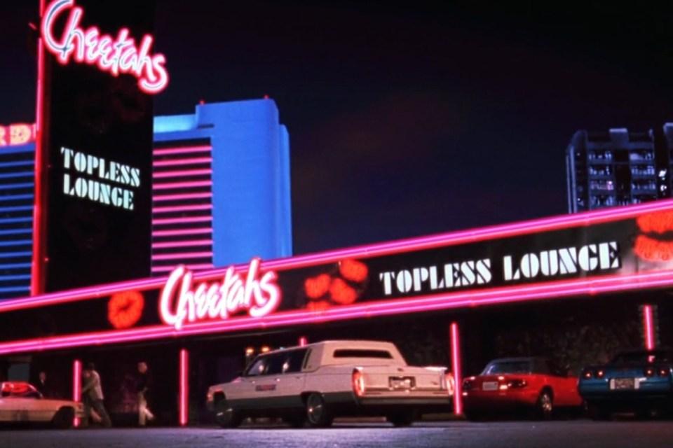 Cheetahs strip club hallandale