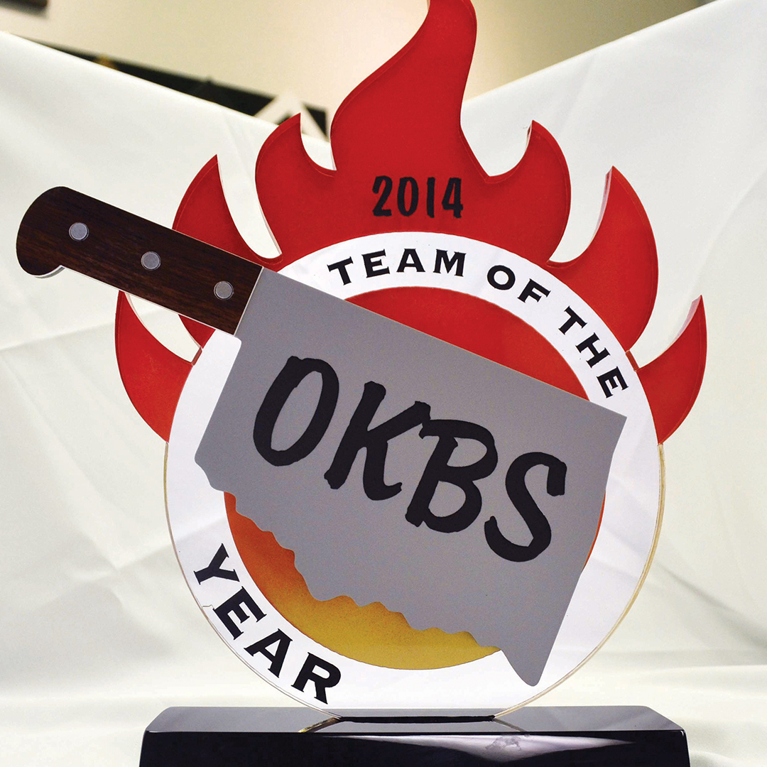 BBQ award