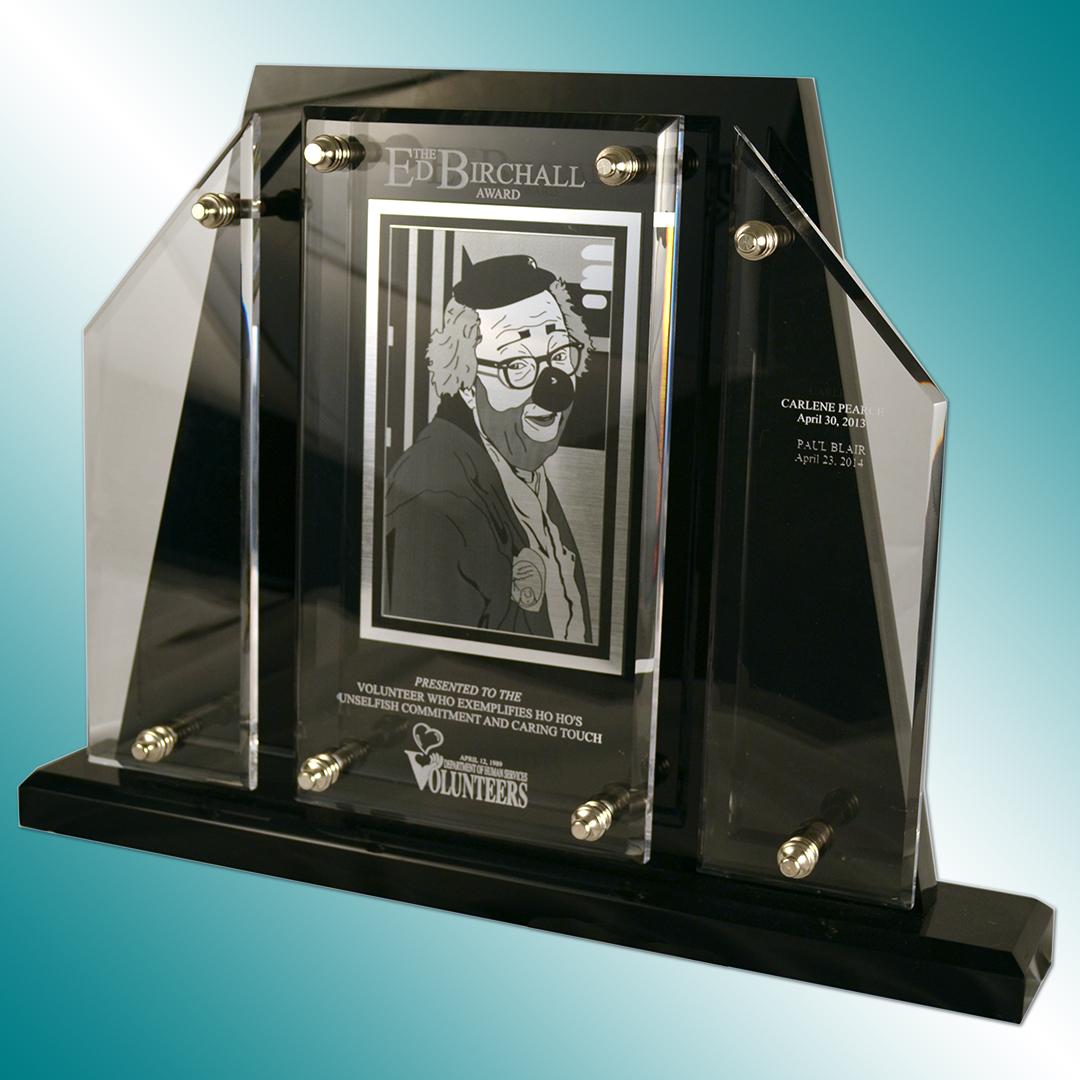 Ed Birchall award