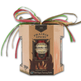 Packaged Prairie Spices Gift Set.