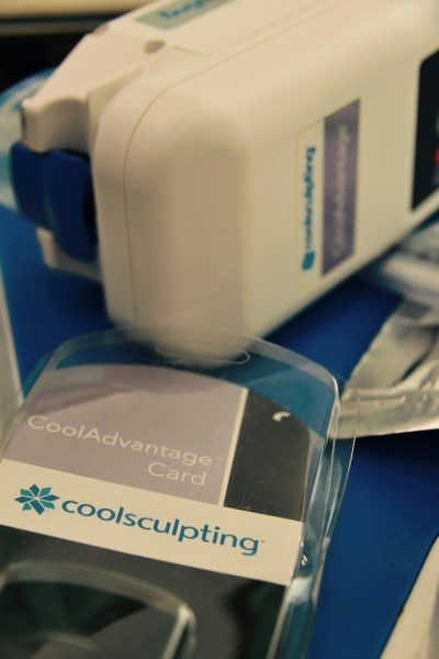Say goodbye to my body fat with CoolSculpting by Zeltiq
