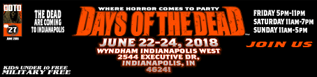Days of the Dead Indianapolis 2018
