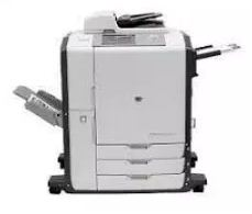 HP Color LaserJet CM8000 MFP