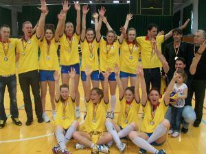 Aur la cadete pentru CNE Medicina Târgu Mureș