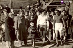 Echipele CFR și Politehnica, înaintea unui derby în 1946