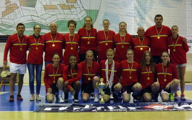 O fotografie de colecție: BCM Danzio campioana națională la U23