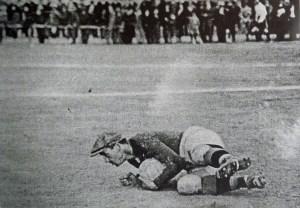 Fostul ripensist Pavlovici a fost portarul CFR-ului la primul derby cu Poli din Divizia A