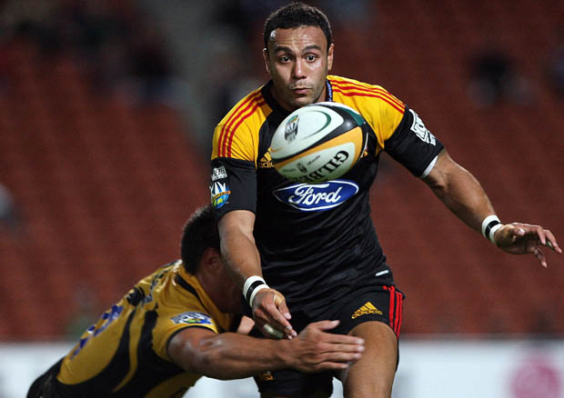 S14 : Chiefs v Western Force