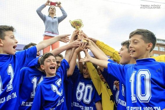 Electrica, echipa timișoreancă cea mai galonată la Presov, cu trei titluri în palmares