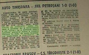 Cronica Auto - Jiul 1-0-1