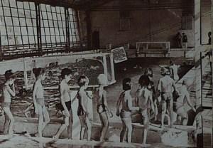 Bazinul ILSA, în 1973