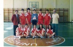 1995 Poli AEM Timisoara