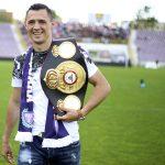 Flavius Biea își pune în joc centrura WBA Continental! Timișoreanul va lupta la Buzău cu un maltez cu nume celebru: Steve Martin