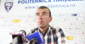 """Cristian Todea, după înfrângerea UTA-ei pe Bega: """"Diferența s-a făcut la o fază fixă"""""""